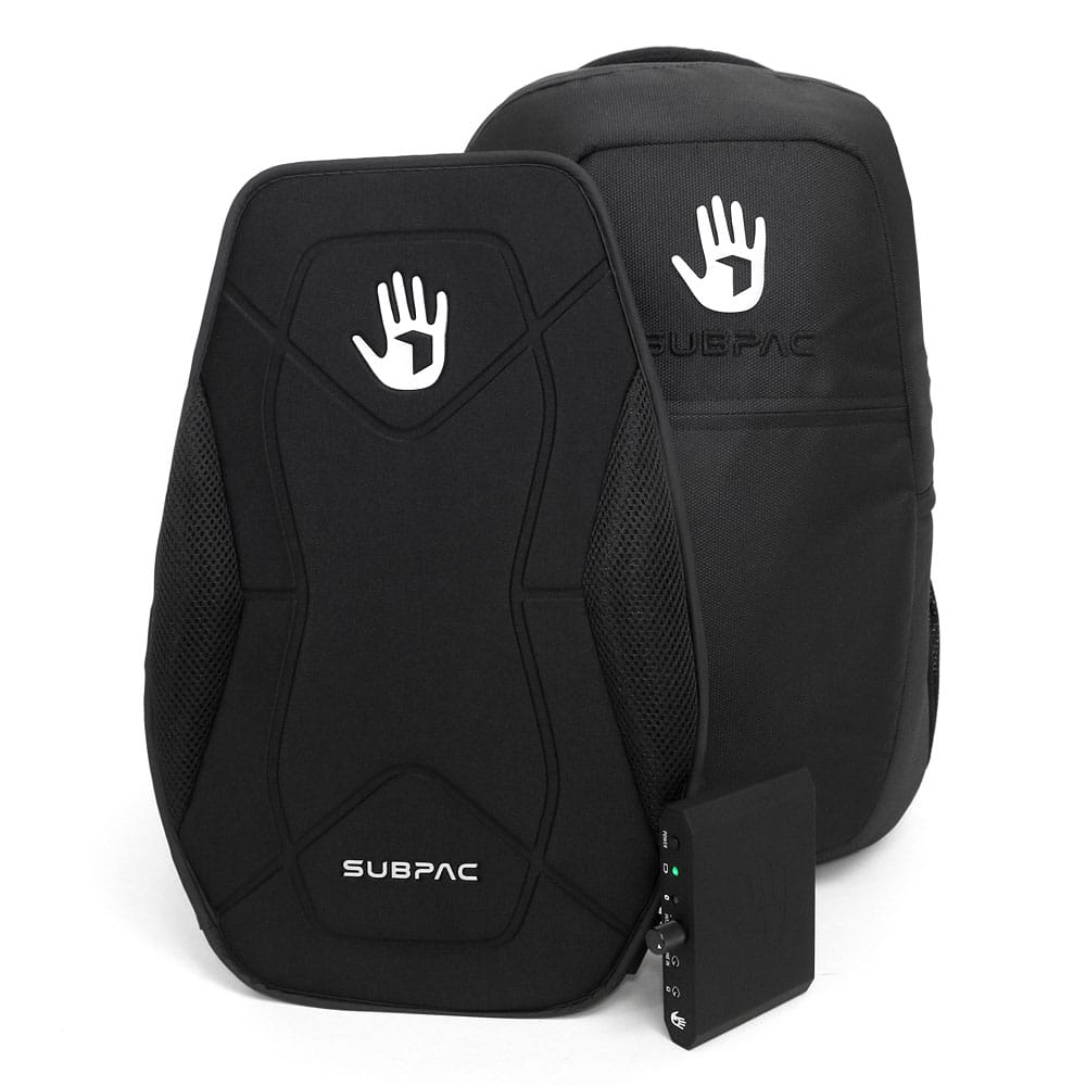 SUBPAC BACKPAC + S2 Bundle
