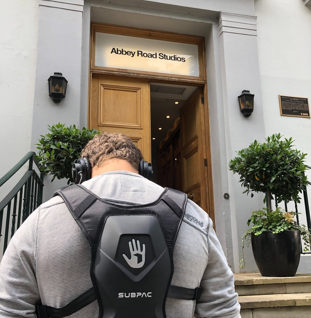 Abbey Road SUBPAC